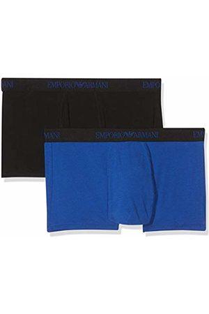 Armani Underwear Men's 2-Pack Trunk/Retro Shorts