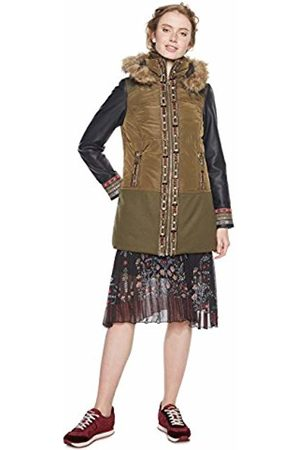 Desigual Women's Padded_Porto Coat
