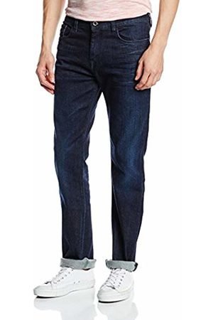 Calvin Klein Men Straight-Structured Mid Comfort