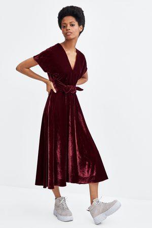 905f88d2 Zara velvet women's dresses, compare prices and buy online
