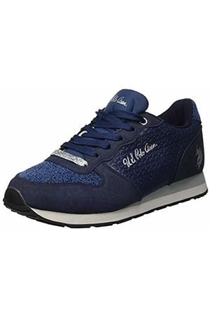 U.S. Polo Assn. Women's Vanity Club Trainers ( Blu)