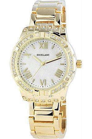 Excellanc Women's Quartz Watch 150802000031 with Metal Strap