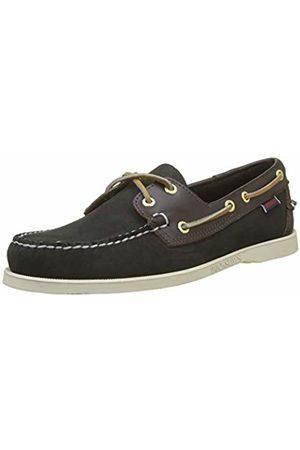 SEBAGO Men''s Spinnaker NBK-FGL Boat Shoes, ( -Dk 931)