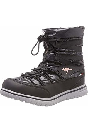 KangaROOS Women's K-Wowi Jog RTX Slouch Boots (Jet 5001)
