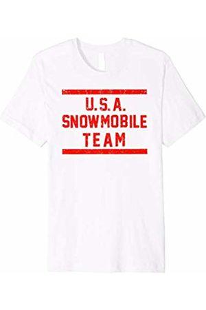 Ripple Junction USA snowmobile team