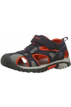 Killtec Unisex - Child Jungle Jr Outdoor Fitness Shoes Gray Grau (dunkelanthra/ 00238) Size: 31