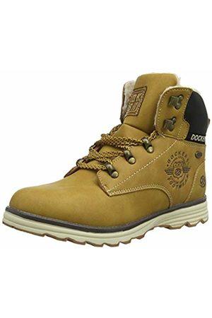 Dockers Unisex Kids' 41te720 Combat Boots
