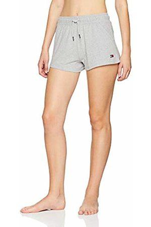 Tommy Hilfiger Women's Short Pyjama Bottoms, ( Heather 004)
