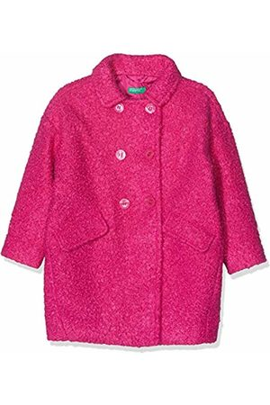 Benetton Girl's Coat Blazer - 3 years (Manufacturer size: 3-4 years/100 cm)