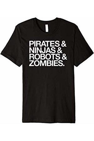 Ripple Junction Pirates Ninjas Robots Zombies