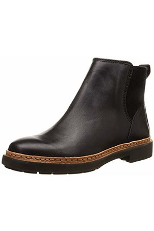 Clarks Women''s Trace Fall Chelsea Boots, ( Leather)