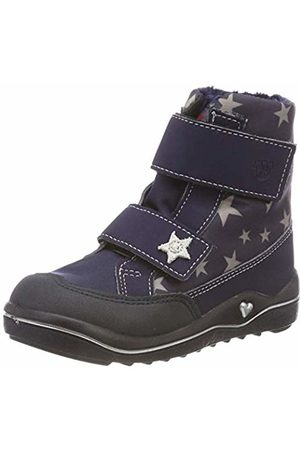Ricosta Girls' BIBBI Hi-Top Trainers
