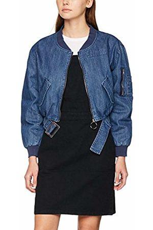 Pepa Loves Women's Adolfina Jacket Denim, 0