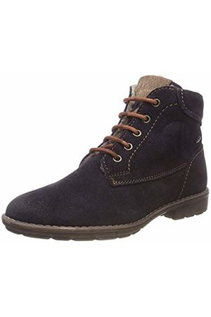 s.Oliver Girls' 5-5-46215-21 805 Snow Boots, (Navy