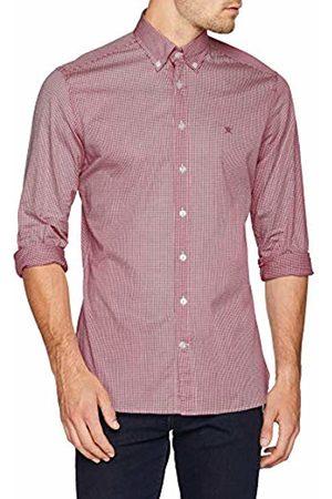 Hackett Men's Mini CHK LG Casual Shirt