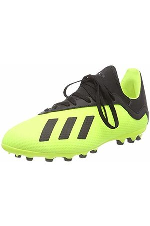 adidas Boys' X 18.3 Ag Footbal Shoes, Core /Solar 0