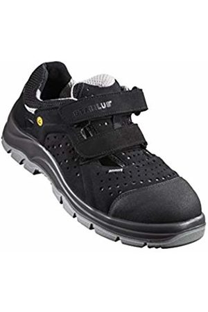 Stabilus Unisex Adults' 5410al Safety Shoes, Grau | Schwarz