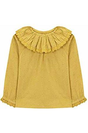 Gocco Baby Girls' Camisa Cuello Volante Blouse