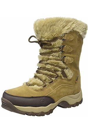 Hi-Tec Women's ST Moritz II 200 Waterproof High Rise Hiking Boots, ( /Cream 43)