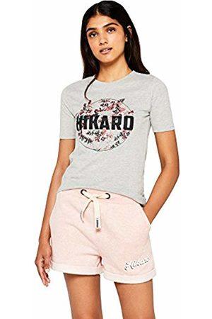 HIKARO Women's Retro Logo Short