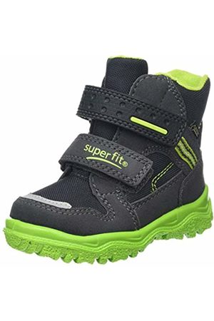 Superfit Boys' HUSKY1 Snow Boots, (Grau/grün 20)