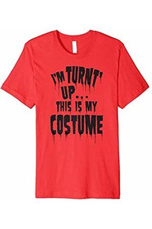 Hybrid My Costume is Turnt Halloween T Shirt