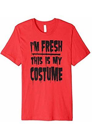 Hybrid My Costume is Fresh Halloween T Shirt