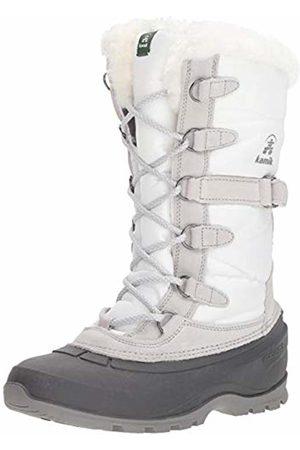 Kamik Women's Snovalley2 Snow Boots, ( -Blanc Wht)