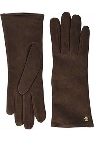 Roeckl Women's Edelklassiker Velours Gloves, (Size: 6.5 Taglia Produttore 6