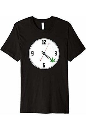 Ripple Junction Ripple Junction Clock 420 T-Shirt