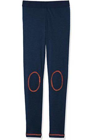Name it Boy's Nkmwillto Wool Longjohn Solid Noos Trouser, (Dress Blues)
