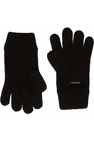 GANT Men's O2. Knitted Wool Gloves