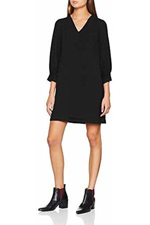 See u soon Women's 8222046 Party Dress, Noir