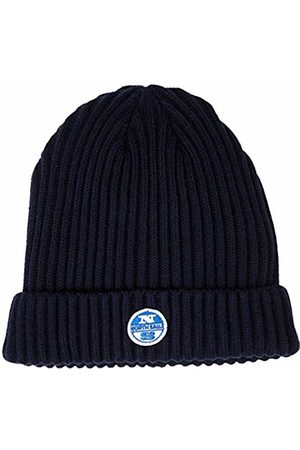 North Sails Men's W\Logo Beanie, ( Navy 0802)