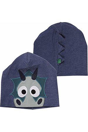 Green Cotton Baby Boys' Dragon Beanie Hat