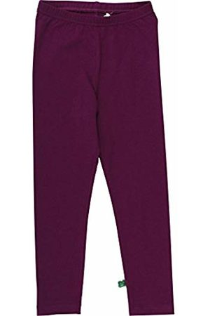 Green Cotton Girls' Alfa Leggings Baby