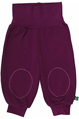 Green Cotton Baby Girls' Alfa Pants Trousers
