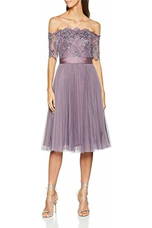 Coast Women's Maddie Party Dress, (Lilac)
