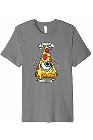 Ripple Junction In God We Crust T-Shirt