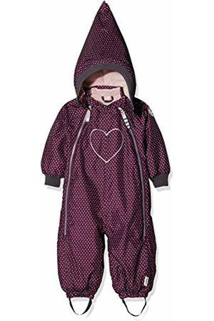 Racoon Baby Girls' Sally dot Schneeanzug (Wassersäule 9.000) Snowsuit