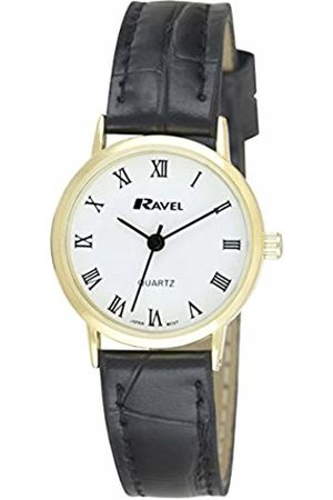 Ravel Womens Analogue Quartz Watch with PU Strap R0129.11.2