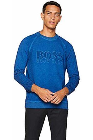 HUGO BOSS Casual Men's Wayman Sweatshirt, (Open 496)