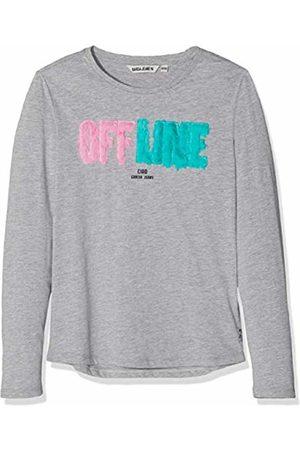 Garcia Girls' V82606 Longsleeve T-Shirt, ( Blend 66)