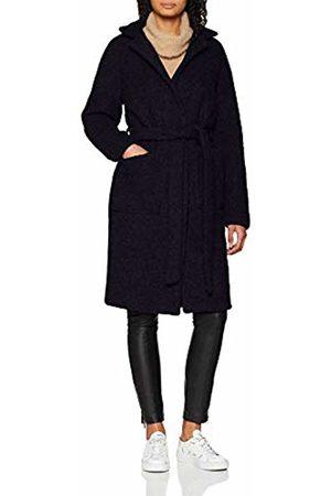 Noisy May Women Coats - Women's Nmzoe L/s Coat Noos, Night Sky