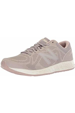 New Balance Women's Fresh Foam Arishi Luxe Running Shoes, (Flat /Au Lait Pl1)