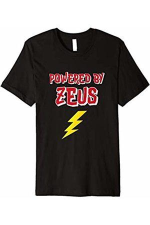 Greek God Zeus lightning Halloween Costume T-Shirt Zeus Funny Halloween Greek God tshirt Women or Men