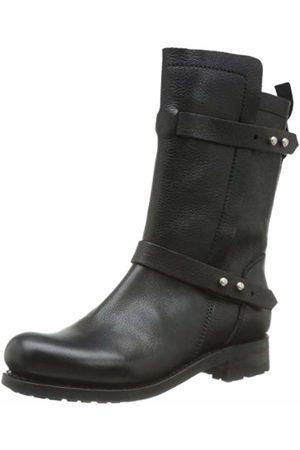 Blackstone Womens Gl58 Boots Noir 5 (38 EU)