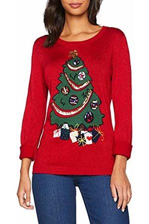 Mela Women's Christmas Tree Jumper