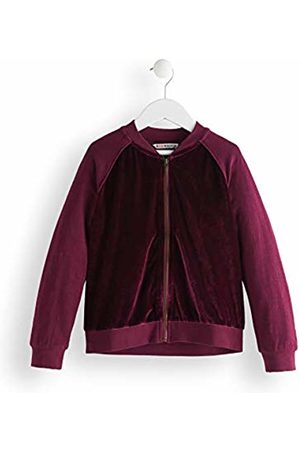 RED WAGON Velvet Bomber Jacket