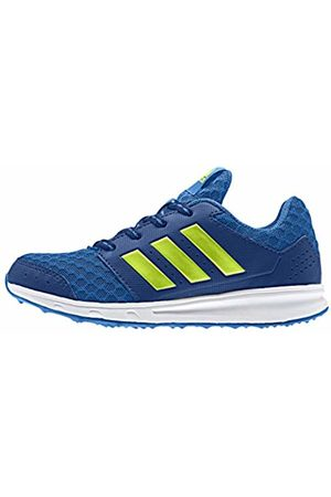 adidas Unisex Kids' LK Sport 2.0 Running Shoes, (EQT Semi Solar Slime/Shock )